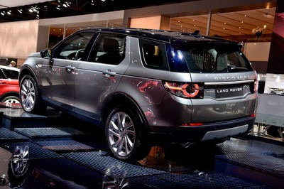 Harga Land Rover Discovery Sport