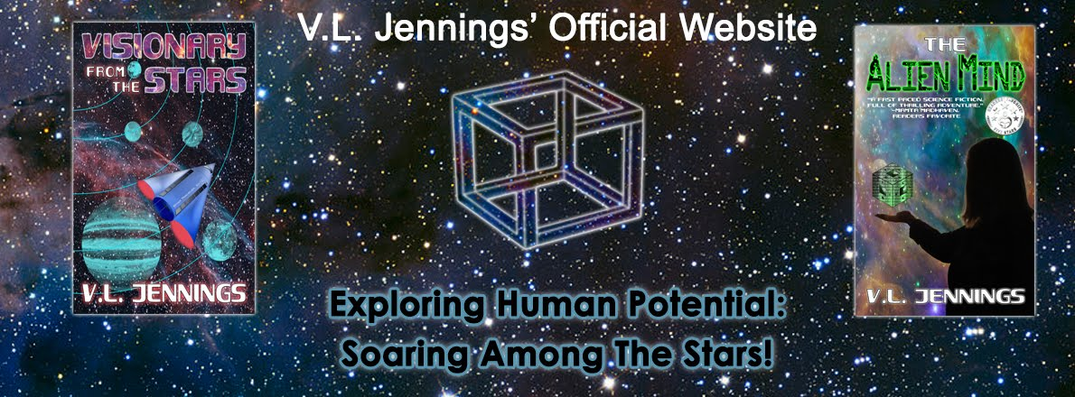 V.L. Jennings' Official Website- Exploring Human Potential, Soaring Among The Stars
