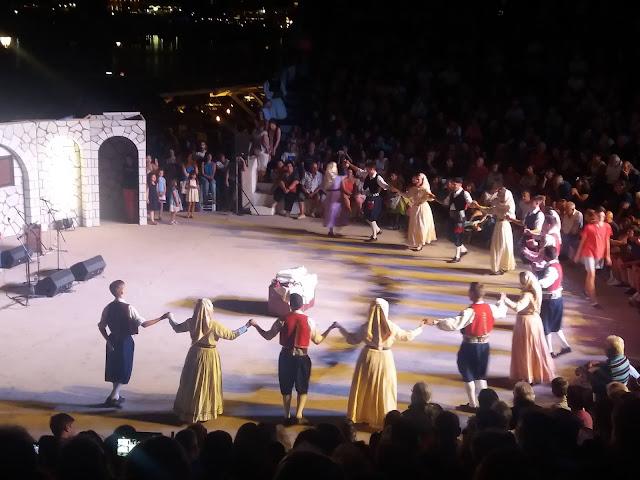 """Η """"Ελληνική Παράδοση"""" συμμετείχε στο Φεστιβάλ Παραδοσιακών Χορών """"Εν Άστρει χοροί του Μοριά"""""""