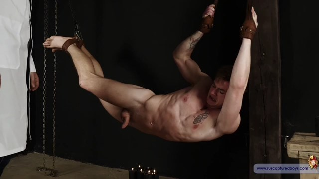 RusCapturedBoys - Rented Prisoner Valentin. Final Part.