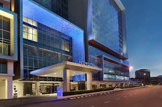 novotel, melaka, hotel, resort