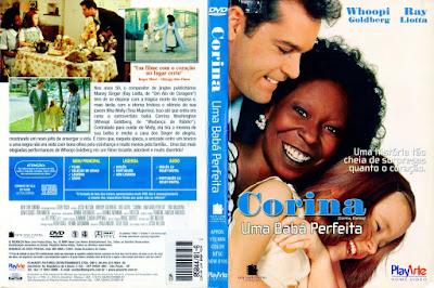 Filme Corina - Uma Babá Perfeita (Corina, Corina) DVD Capa