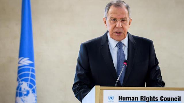 Rusia apoyará a Siria hasta la erradicación total de los terroristas
