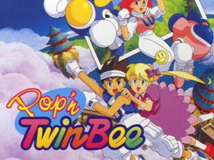 jeu super Nintendo : Pop'n TwinBee