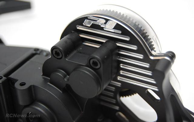 Pro-Line Pro-2 SC transmission
