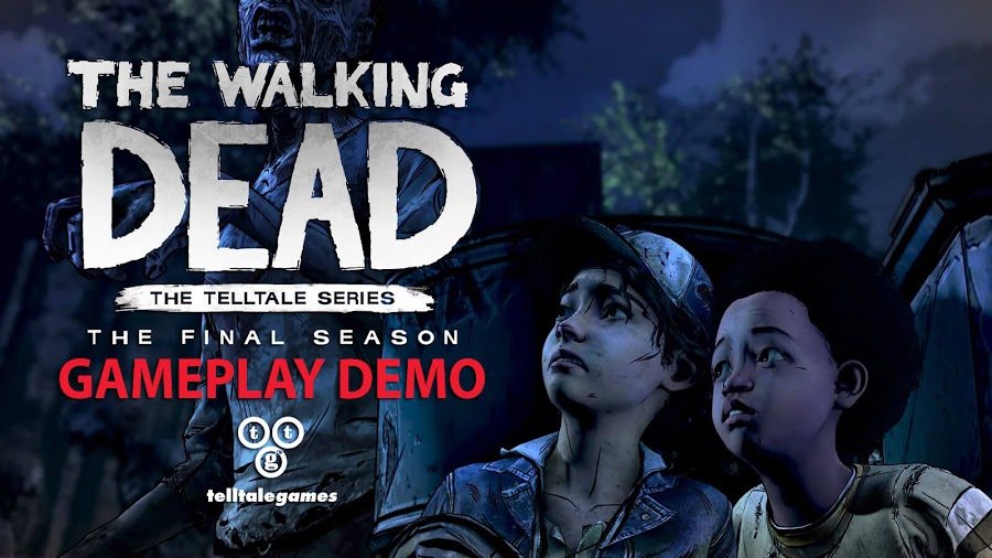 telltale's walking dead the final season gameplay
