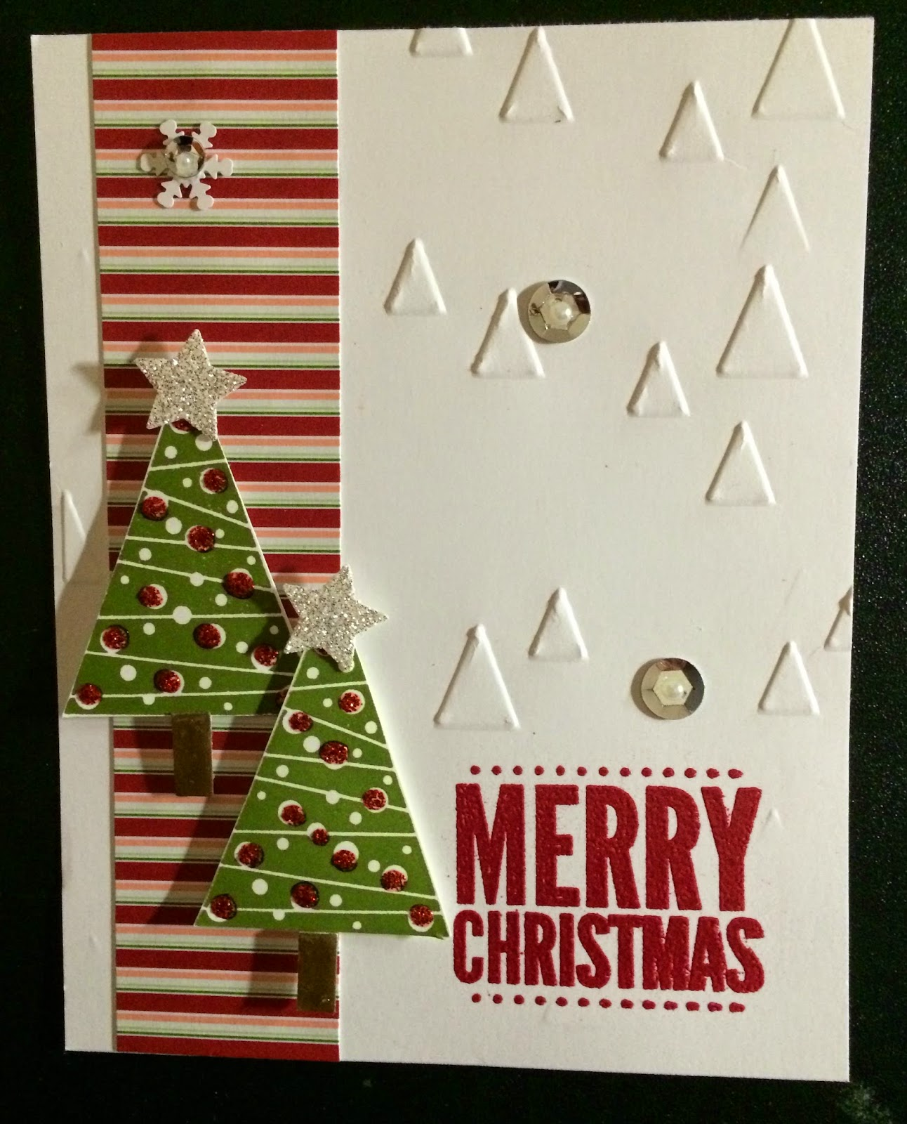Christmas Tree Merry Christmas: Kards By Kadie: Merry Christmas Festival Of Trees