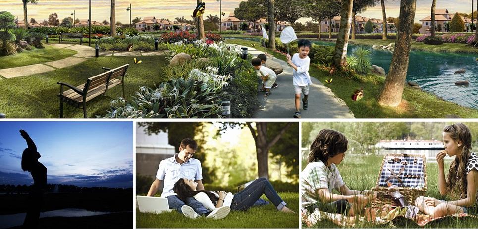 dự án flc premier parc