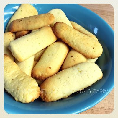 Biscotti al limone... semplicissimi