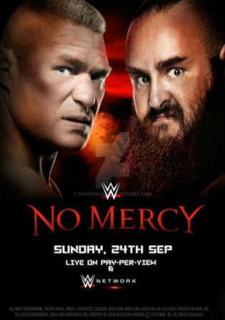 WWE No Mercy 2017 PPV WEBRip 700MB Full Show Download 480p Watch Online Free bolly4u