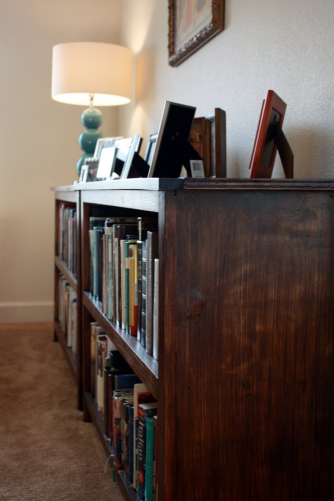homemade bookshelves and an organized library like mother like rh likemotherlikedaughter org homemade bookshelves designs homemade bookshelf speaker mount