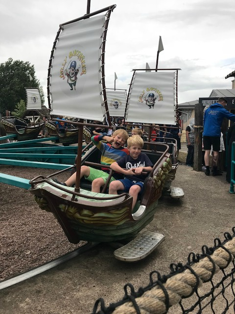 Jolly Buccaneer at Drayton Manor