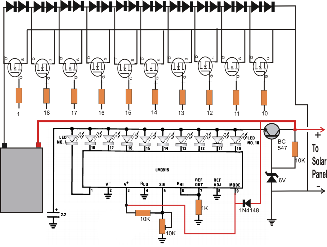 small resolution of  simple solar mppt charger circuit lester 36 volt battery charger wiring diagram