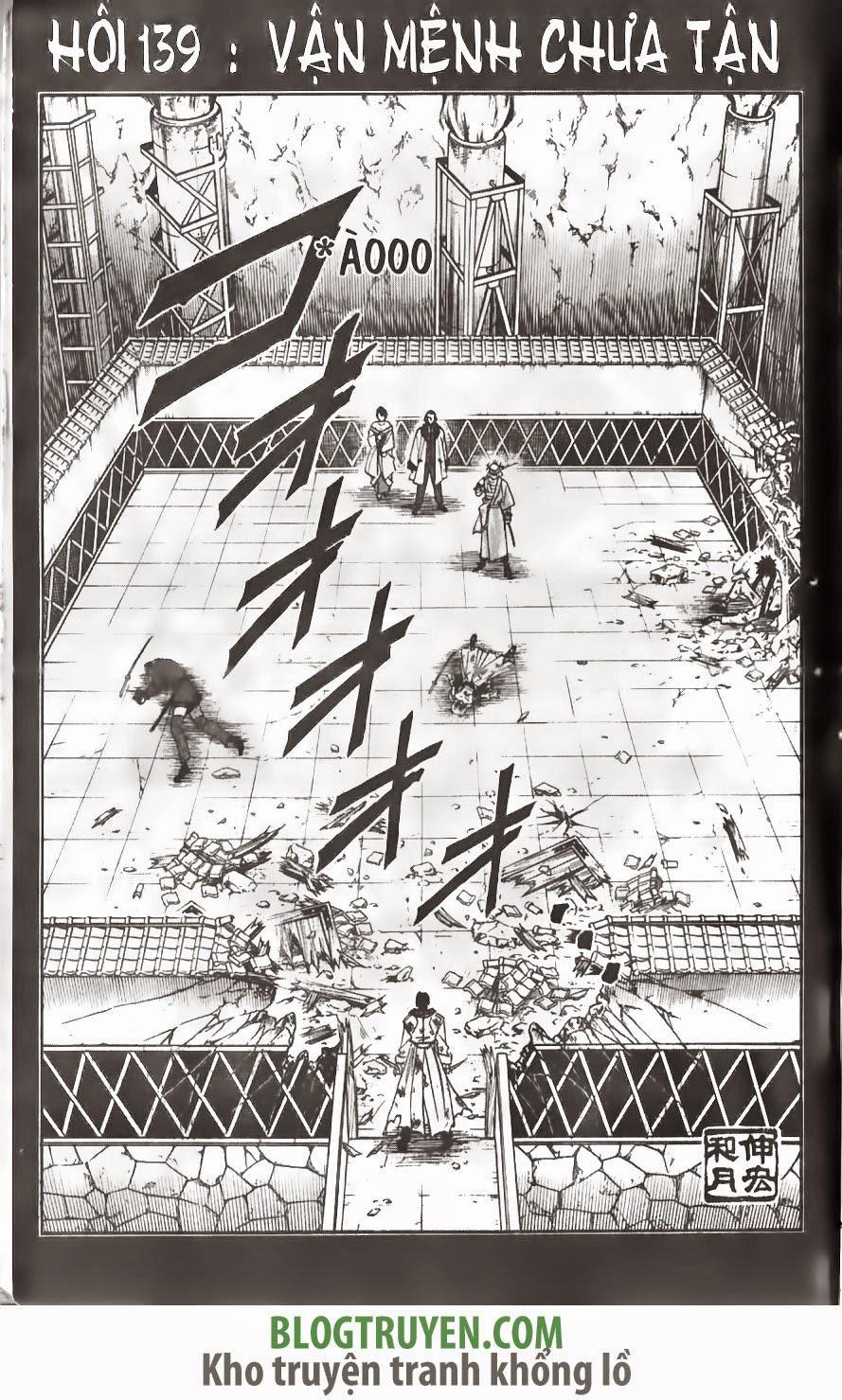 Rurouni Kenshin chap 140 trang 2
