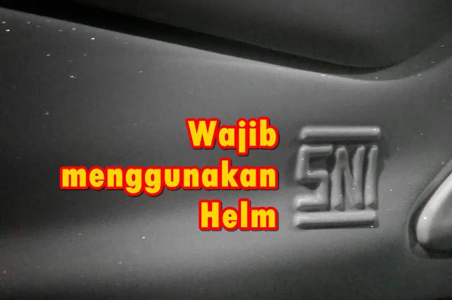 Peraturan Undang-undang Tentang Helm SNI, Syarat, Hukum dan Denda