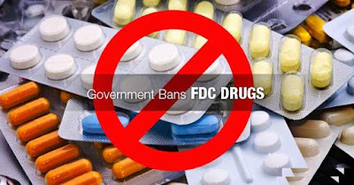 Fixed Dose Combination (FDC) Drugs Banned
