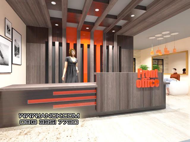 jasa pembuatan furniture kantor minimalis surabaya SIDOARJO