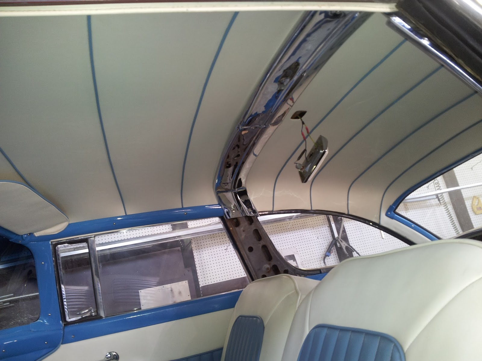 Homestyle Custom Upholstery And Awning 56 Crown Vic