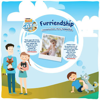 Furriendship Story Competition Friskies #500Catventure