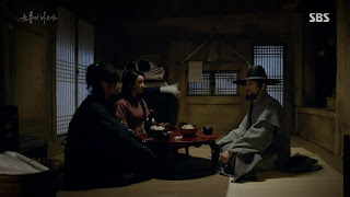Sinopsis Six Flying Dragons Episode 45