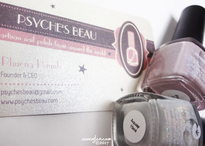 xoxoJen's review of Psyche's Beau