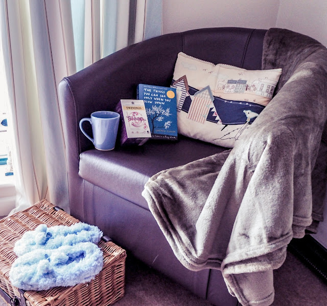 Affordable cosy set up to beat winter blues