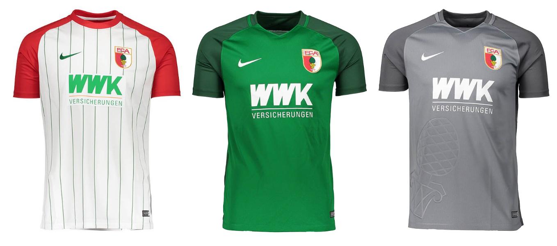 a7c65803d3 Todas as camisas da temporada 2017 2018 dos 18 clubes da Bundesliga ...