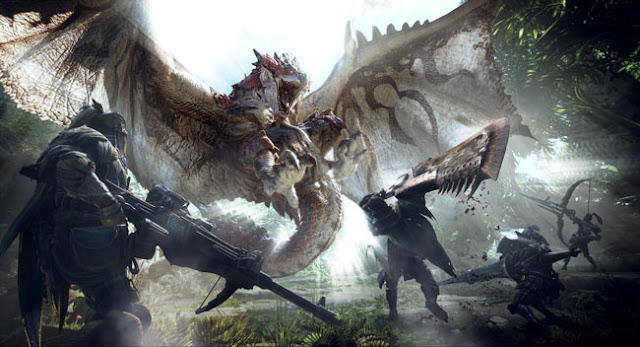Monster Hunter World Wallpaper Engine