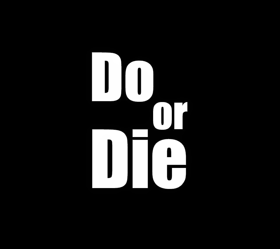my life my attitude do or die
