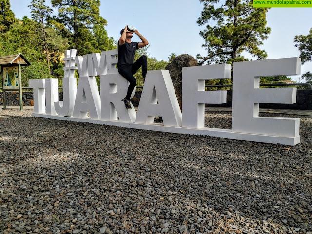 Tijarafe lanza recorridos virtuales para conocer sus lugares más emblemáticos