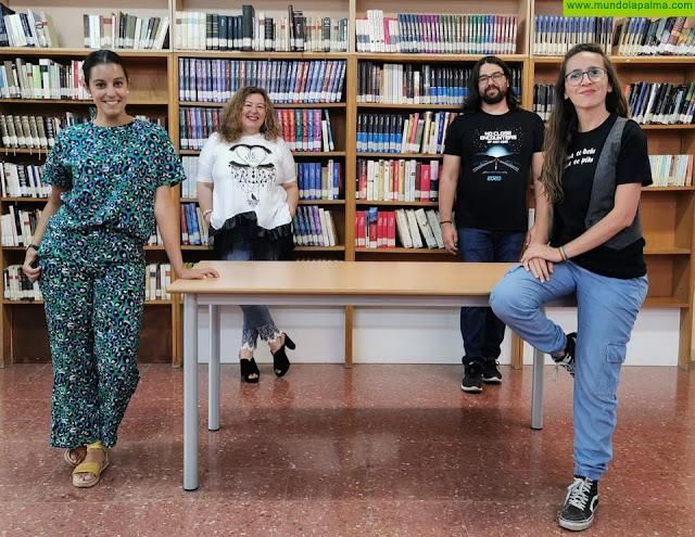 """La Biblioteca de Los Llanos de Aridane pone en marcha talleres presenciales para jóvenes y adultos dentro del ciclo """"Muévete con responsabilidad"""""""