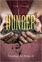 Hunger, by Donna Jo Napoli book cover and review