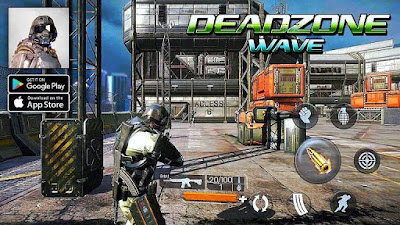 Dead Zone Action TPS MOD (Unlimited Money) APK + OBB Download