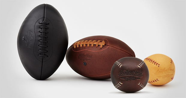 Leather Head Sports Balls