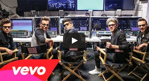 One Direction Announce Where We Are Limited Release Concert Film