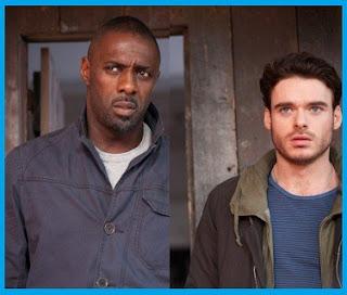 Idris Elba dan Richard Madden Pemeran Utama Film Bastille Day