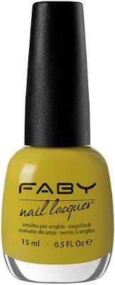 Faby Joy nagellak