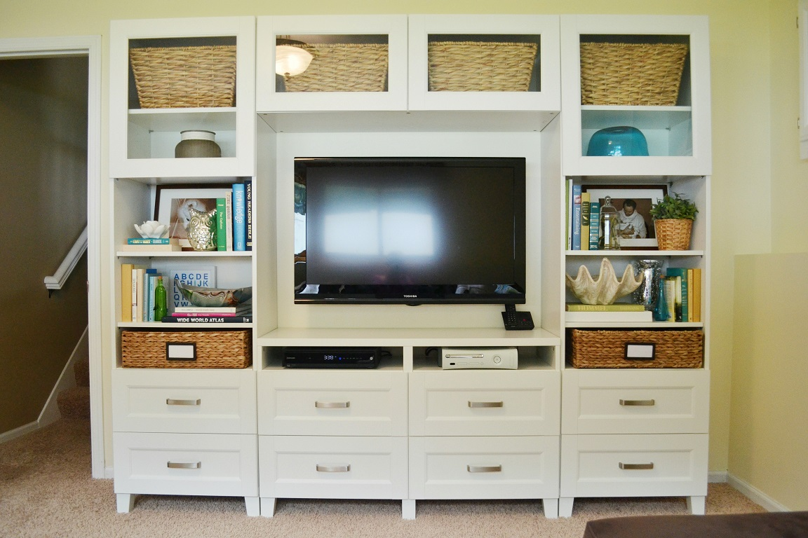 Ikea Wall Units And Entertainment Centers