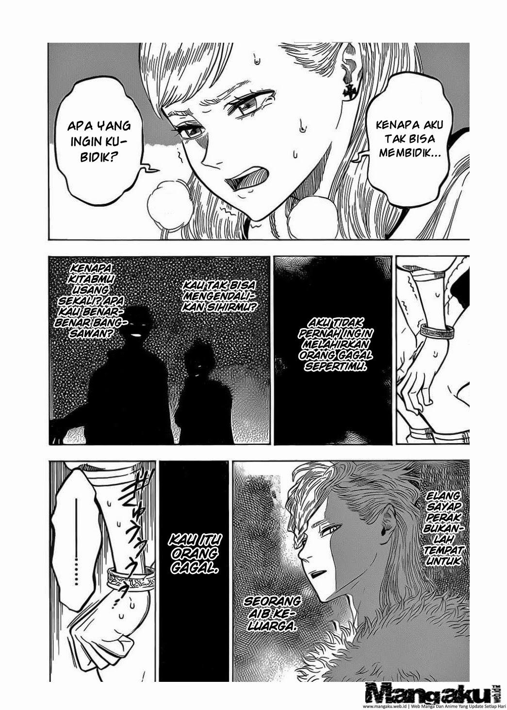 Manga Black Clover Chapter 5 Bahasa Indonesia