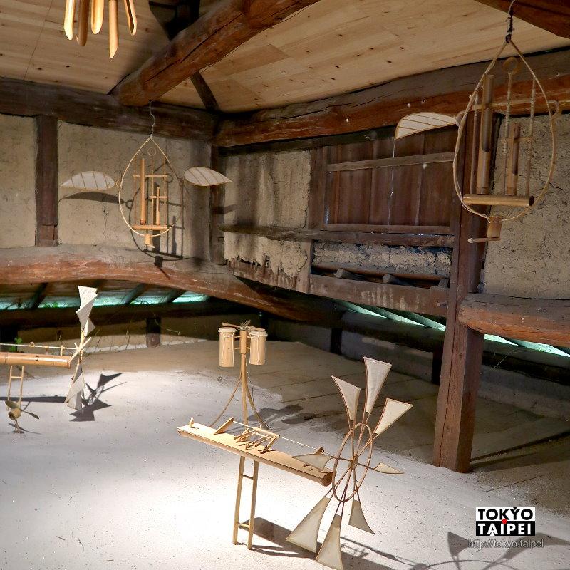 【Akinorium】木頭和瓦片敲打節奏 兼具視覺與聽覺的驚艷演出