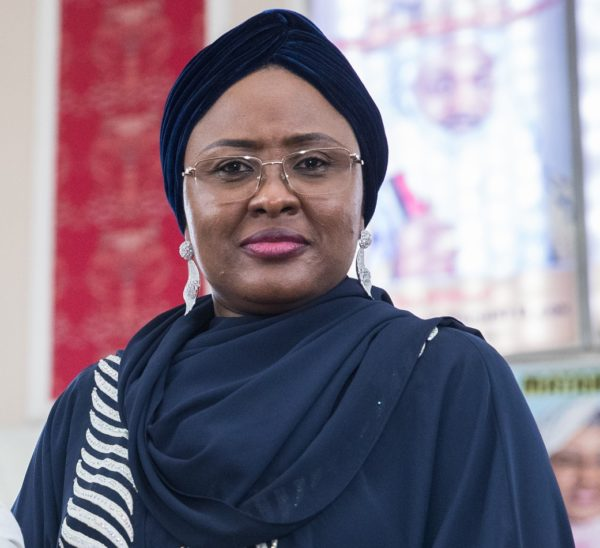 Buhari's wife moves against maternal, child mortality