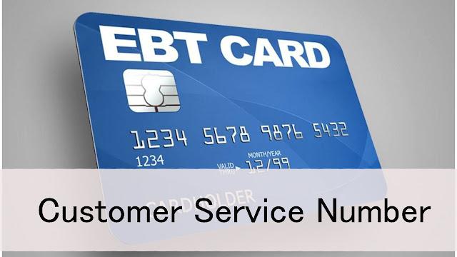EBT Customer Service Number NYC