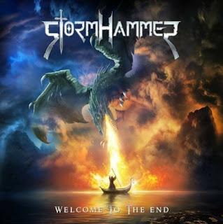 """Ακούστε τον δίσκο των Stormhammer """"Welcome To The End"""""""