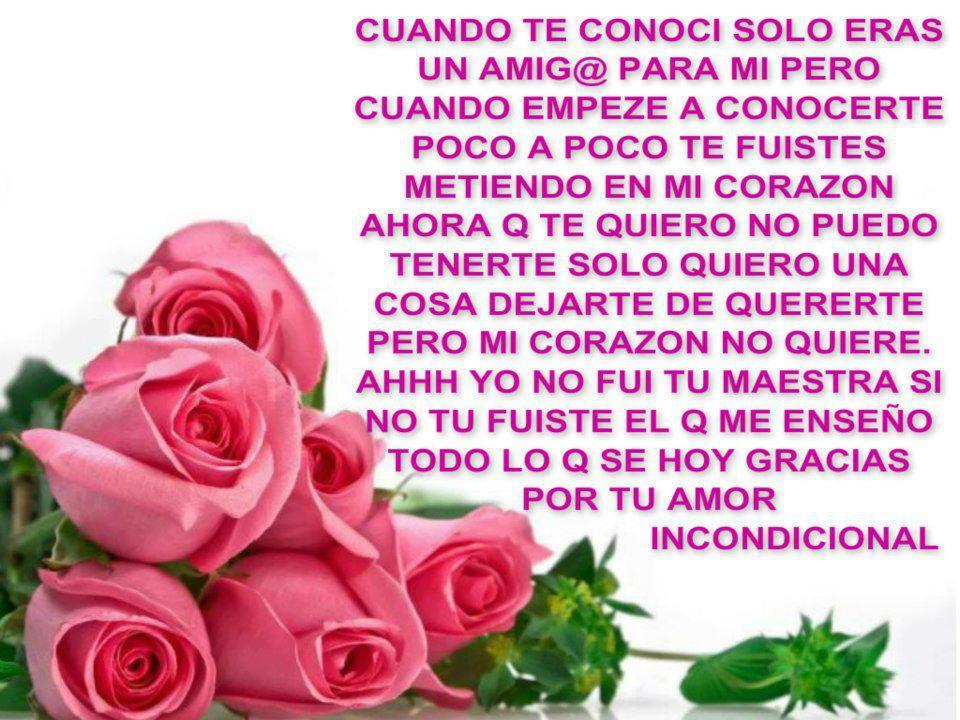 Frases De Amor Incondicional 3 A: Imagenes Y Carteles