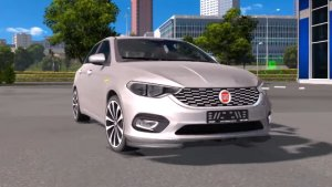 Fiat Egea V2 car mod