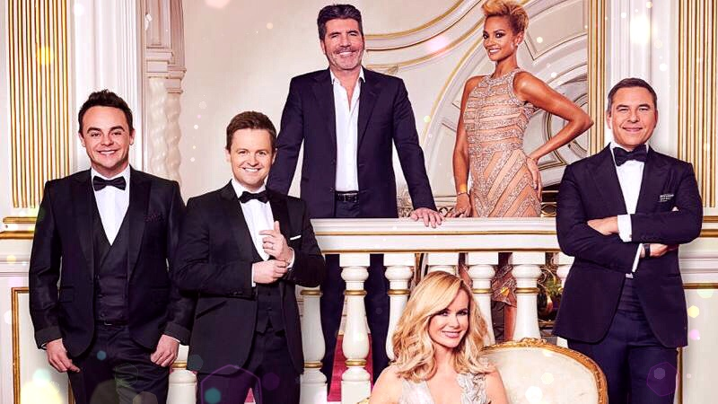 Britain's Got Talent cast