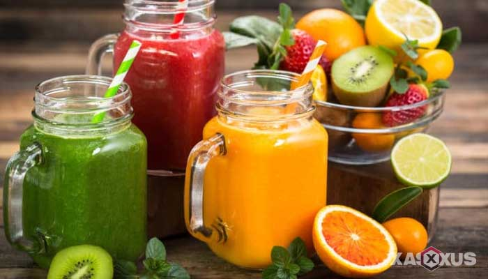 Buah yang dilarang untuk ibu hamil - Jus buah segar