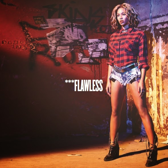 Just Cd Cover: Beyoncé : ***FLAWLESS (Single Cover)