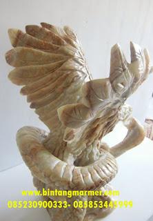 Jual Patung Garuda Marmer