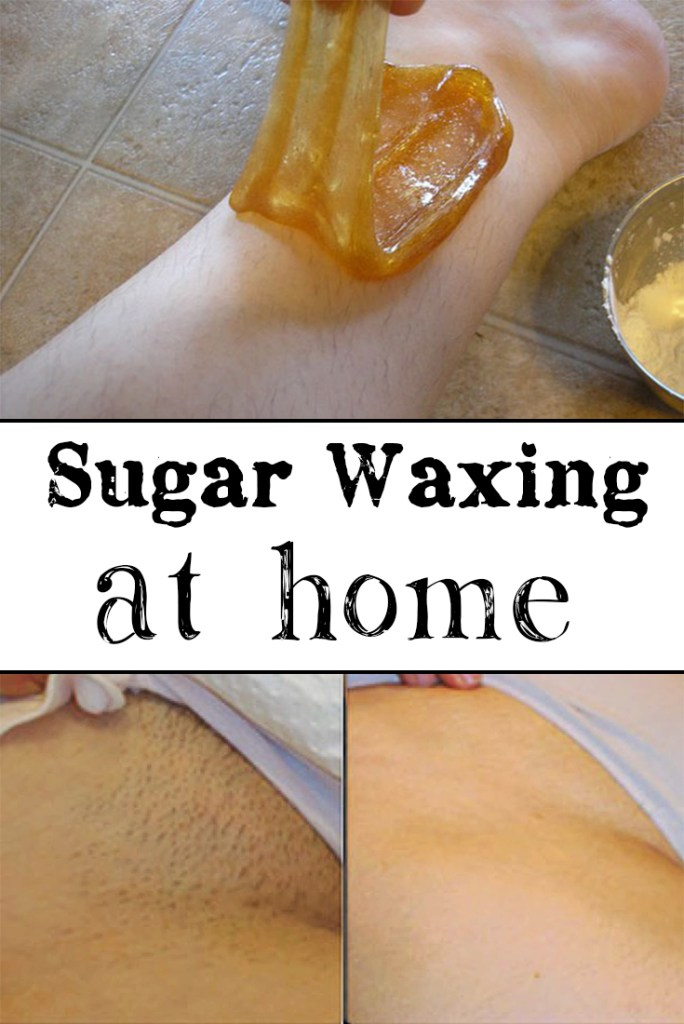 sugar waxing at home women world remedies. Black Bedroom Furniture Sets. Home Design Ideas